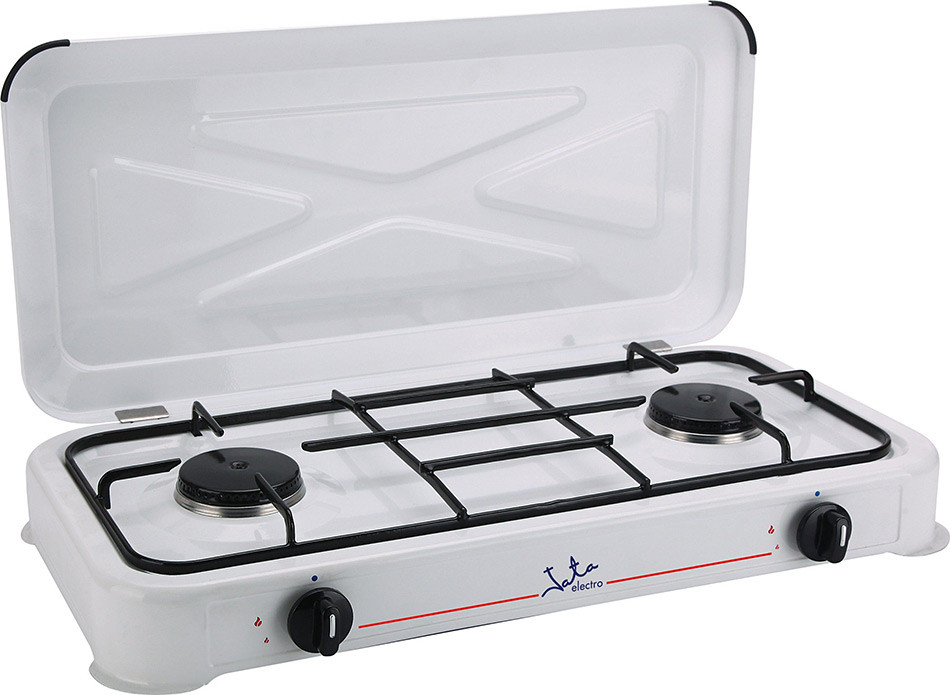 Cocina de gas de 2 fuegos dom stica gatoo for Outlet cocinas a gas