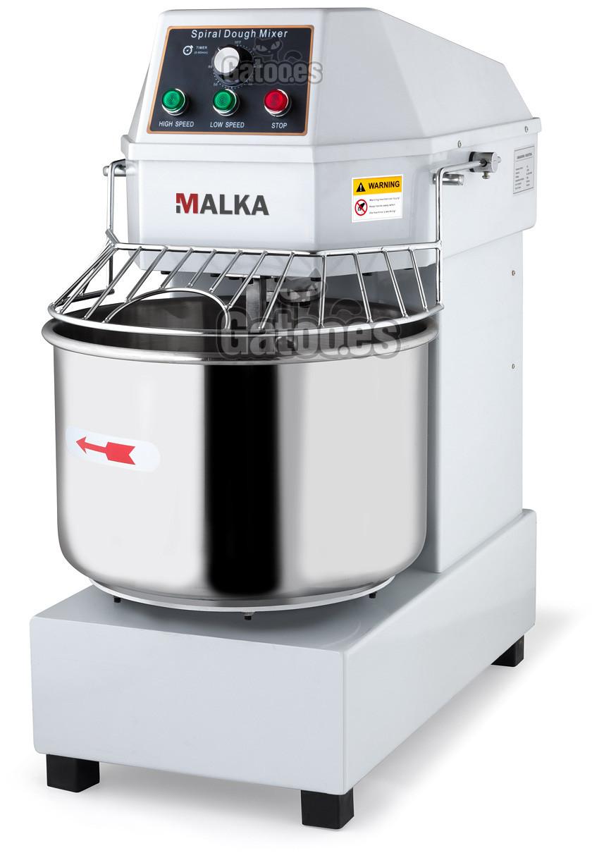 Amasadora Espiral de 32 litros Malka