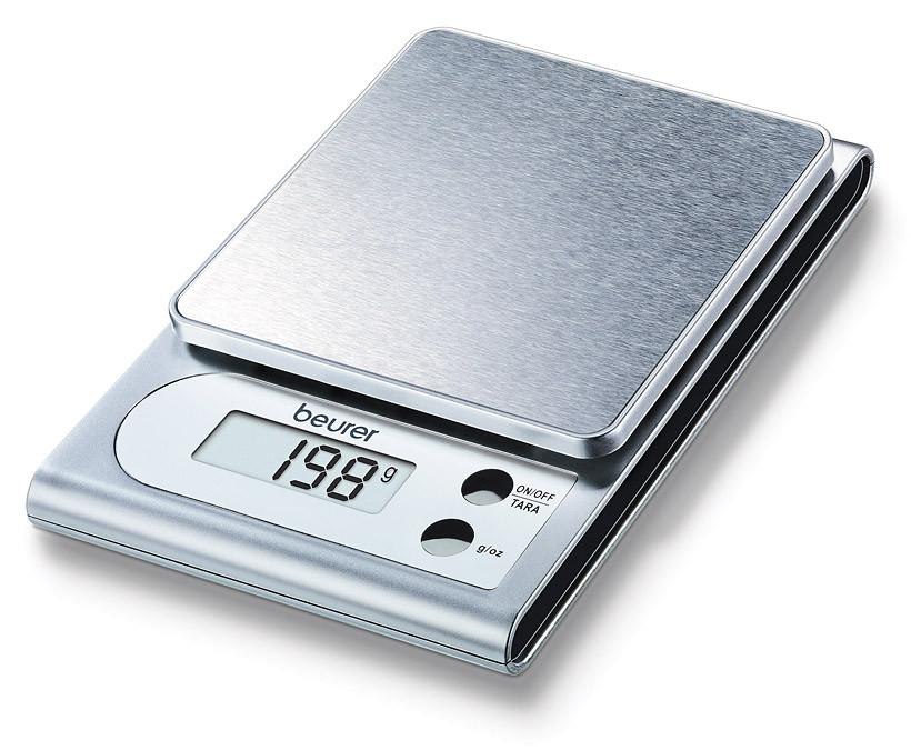 Balanza de cocina Beurer KS22 Hasta 3 Kg