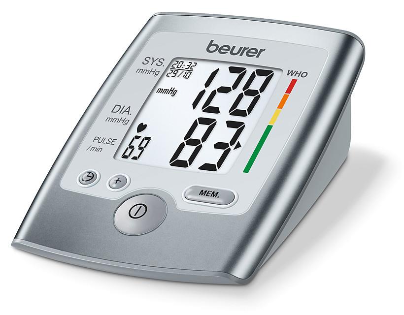 Tensiómetro de brazo Beurer BM35