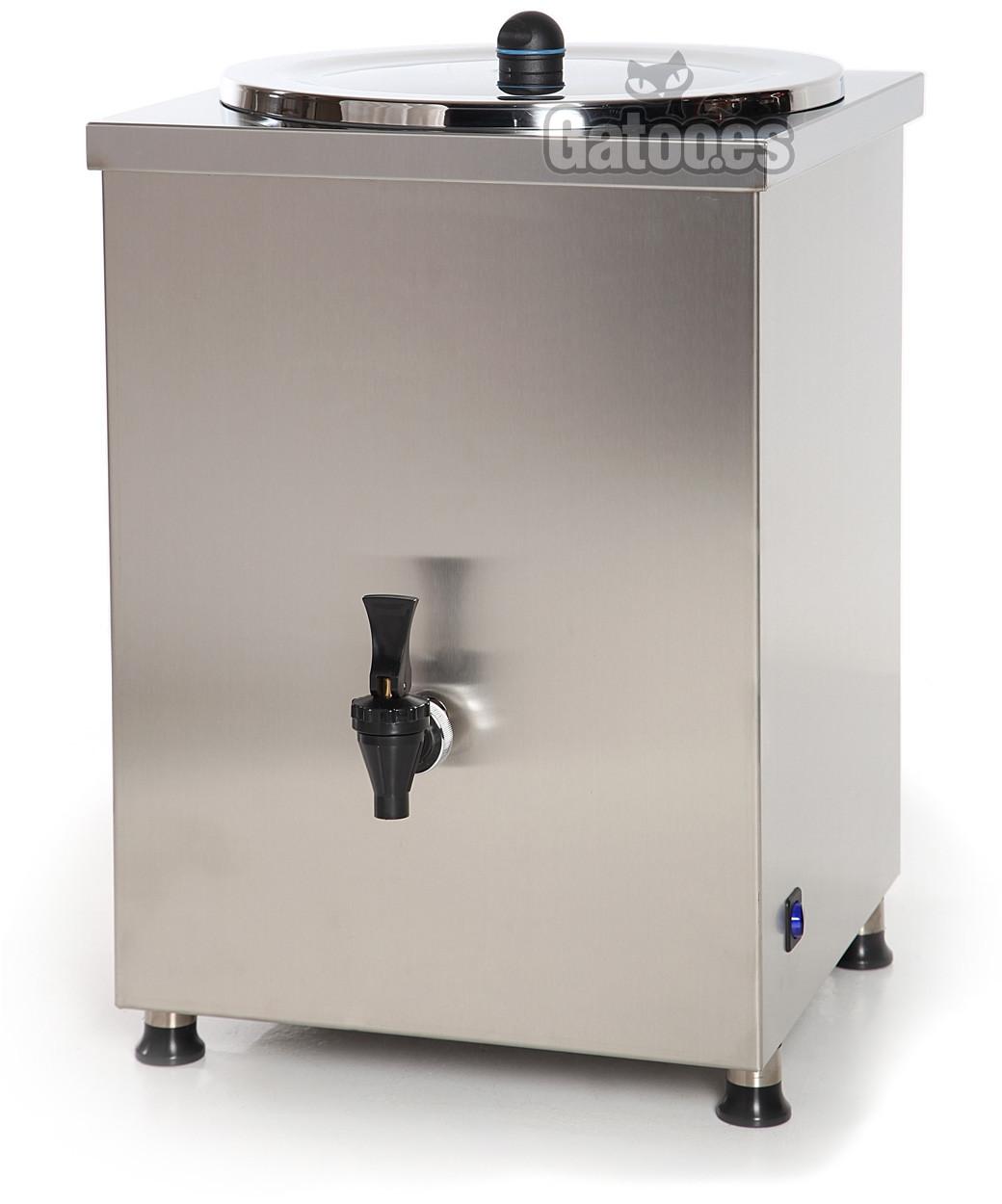 Calentador de Leche Profesional 20 Litros TH20