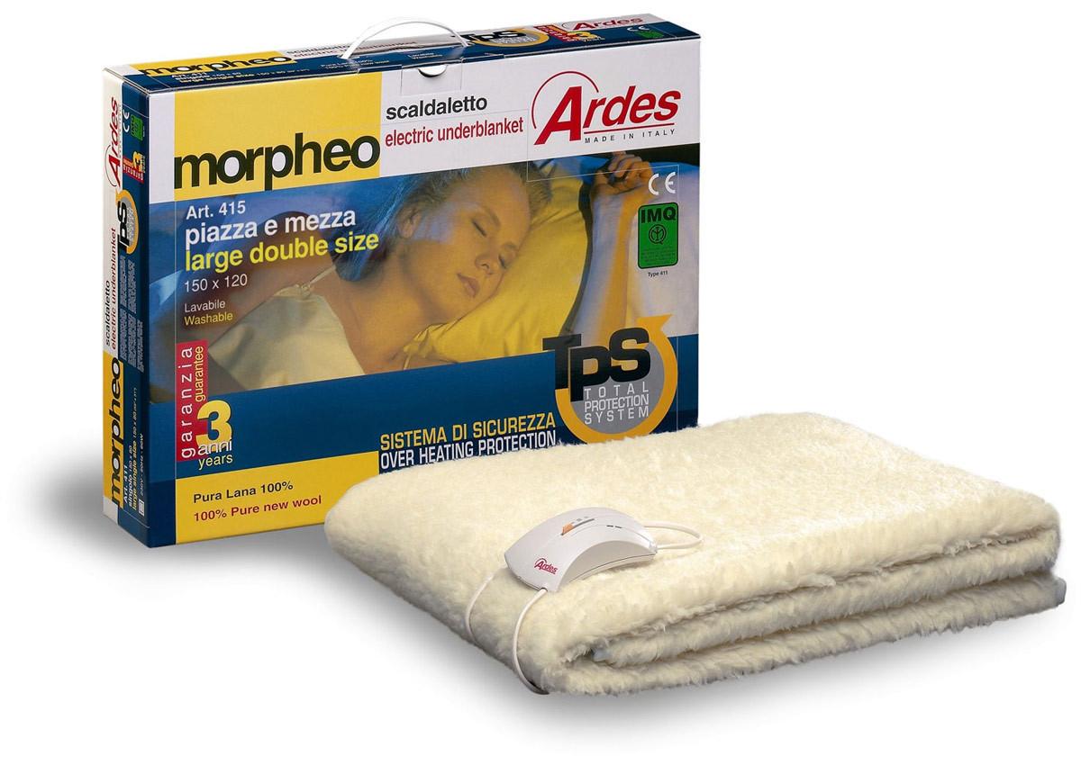 Calienta cama eléctrico ARDES 150 x 80 - lana