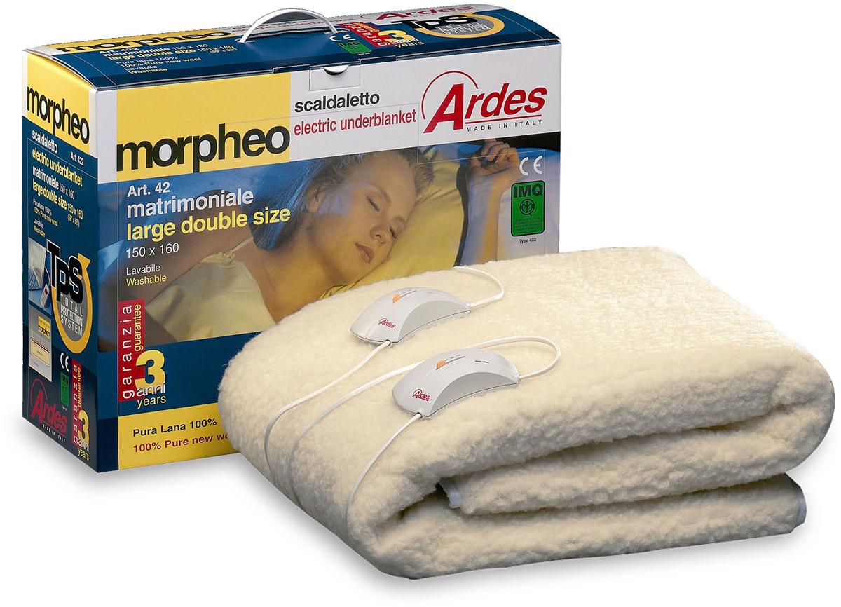 Calienta cama eléctrico ARDES 150 x 160 - lana poliester