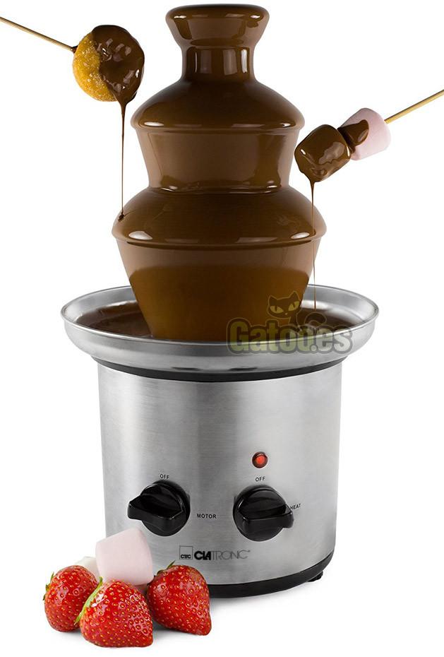 Fuente de chocolate Clatronic