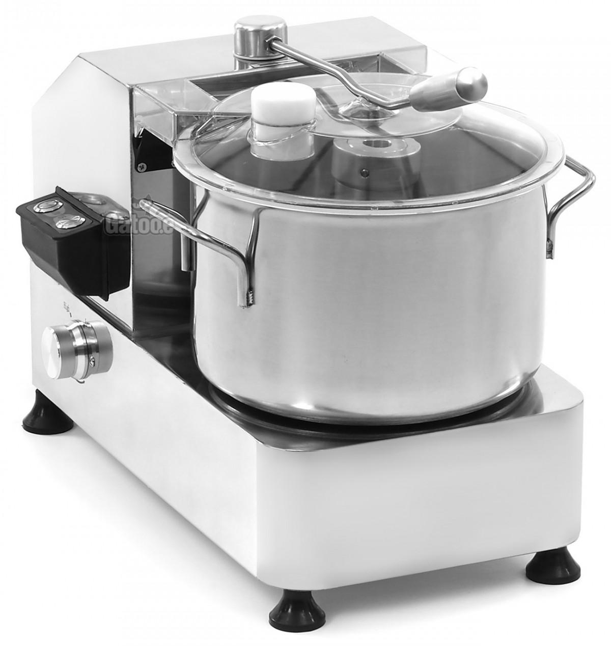 Cortador Procesador de Alimentos Profesional 6 Litros CX6 y 9 Litros CX9