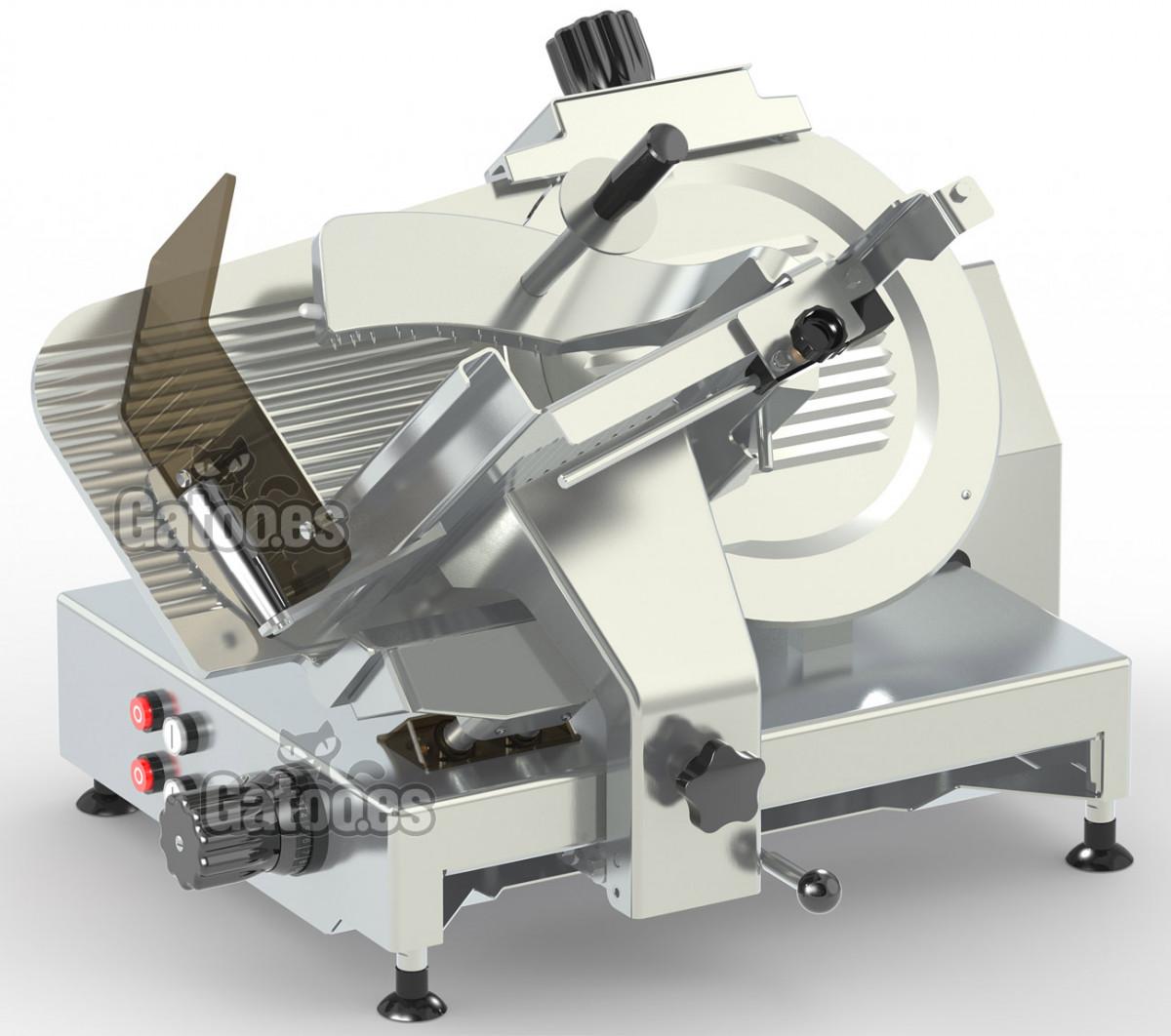 Cortafiambres Profesional BRAHER MA-350 de 350 mm. Automática