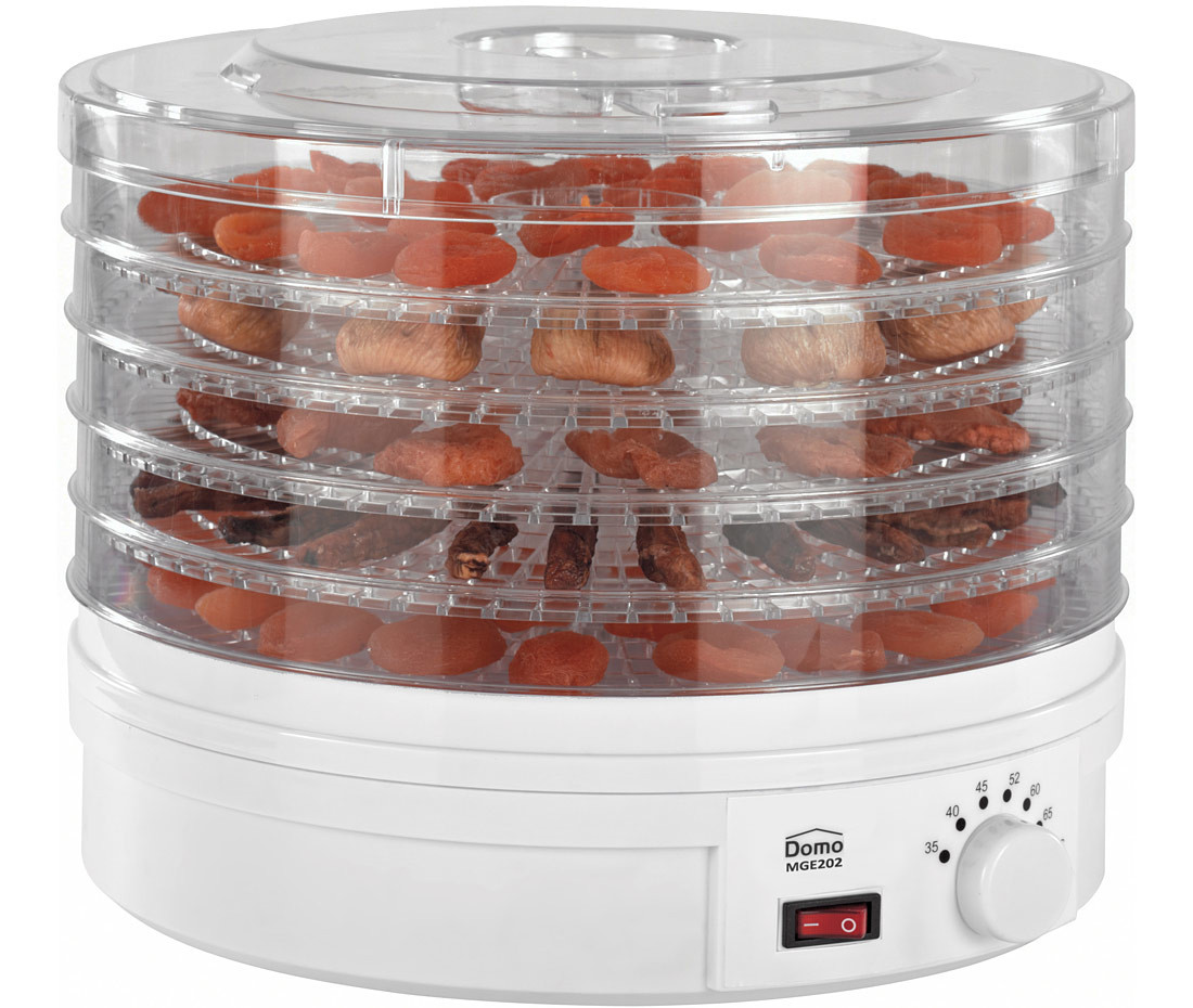 Deshidratador de fruta y verduras Termostato. OUTLET