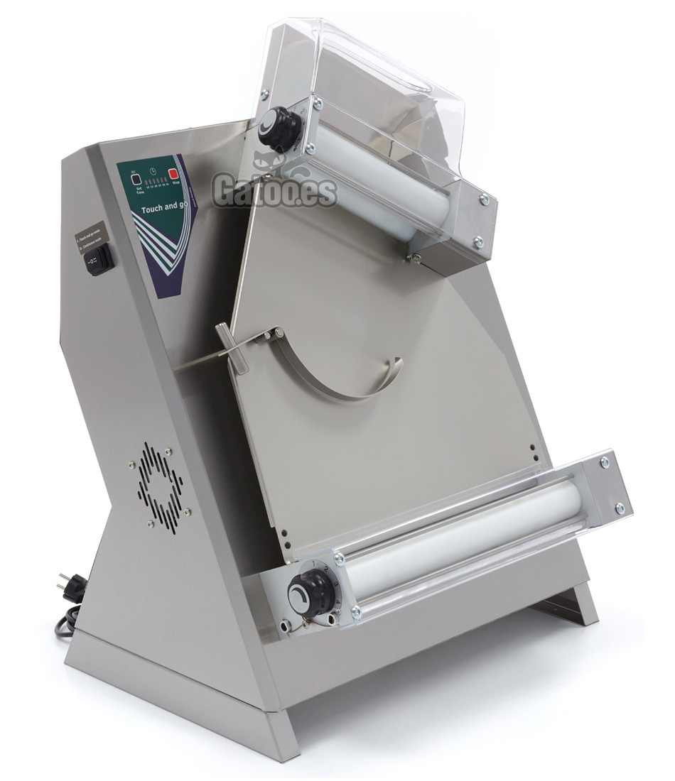 Formadora de Pizza Doble para Pizzas de 40 cm. Automática DP42A