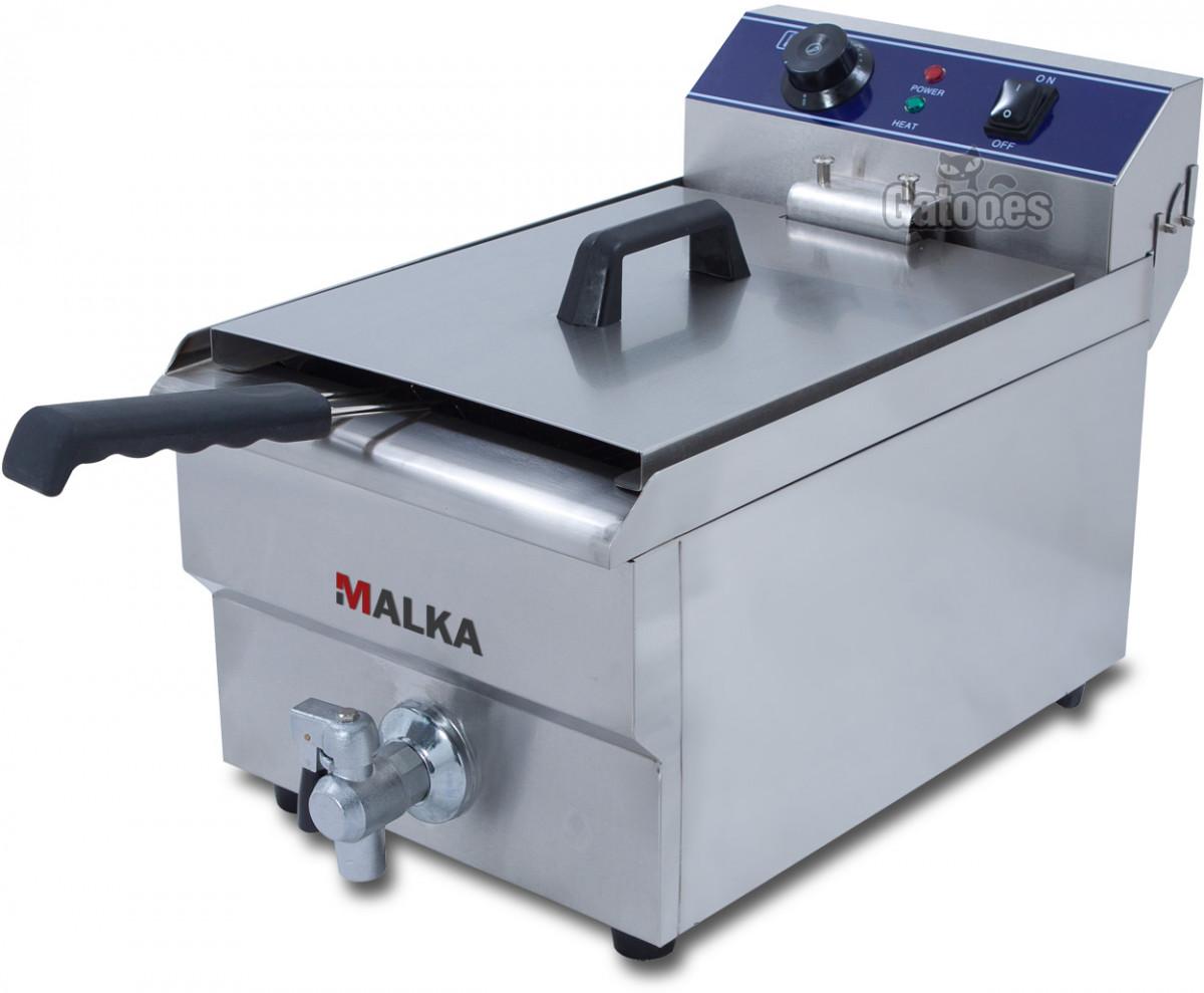 Freidora Profesional 16 litros Malka