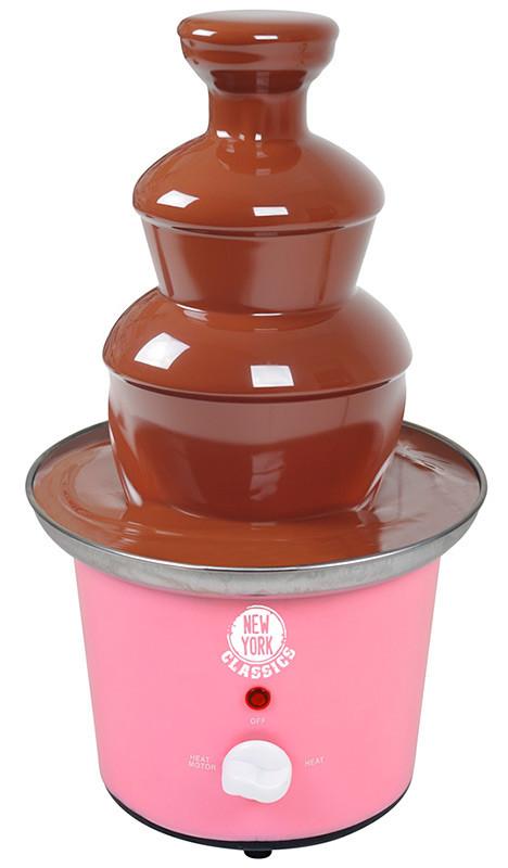 Fuente de chocolate NY