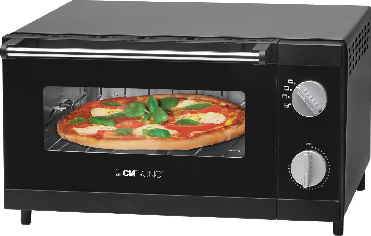 Horno para Pizzas de 12 litros Clatronic