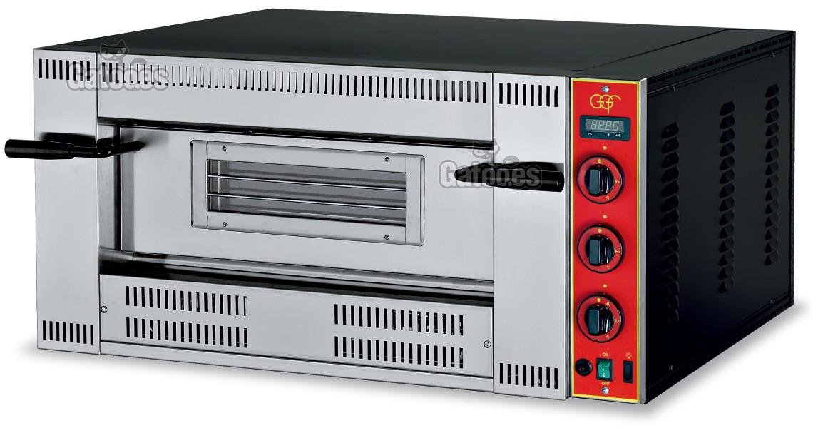 Horno a Gas para 4 Pizzas de 30 cm. GA3041