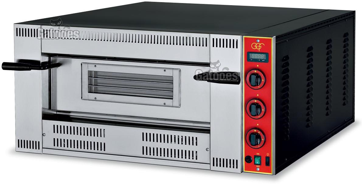 Horno a Gas para 6 Pizzas de 30 cm. GA3061