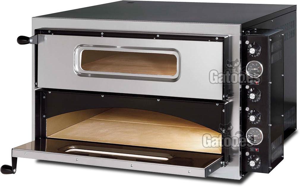 Horno para 8 Pizzas de 35 cm. Italy 3582