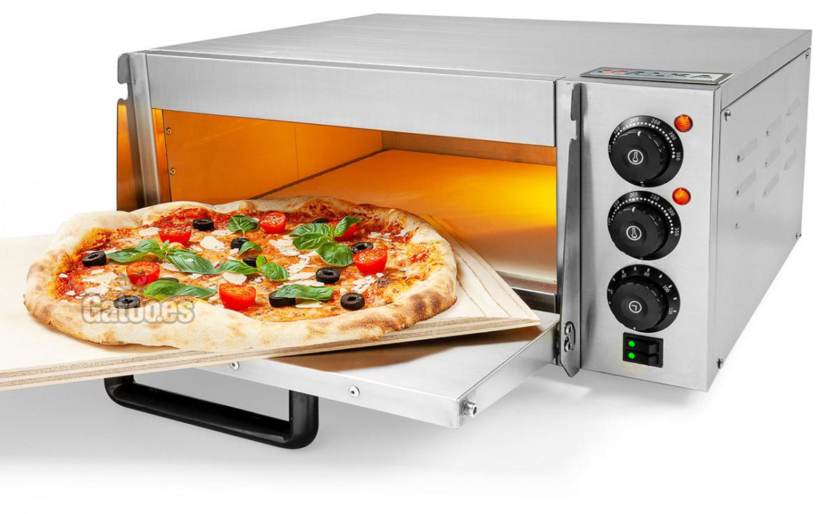 Horno para Pizza de 38 cm. Napoli 3811