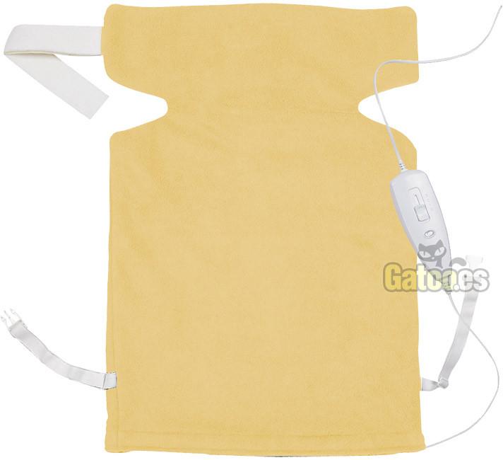 Almohadilla terapéutica para Cuello y Espalda 62 x 41