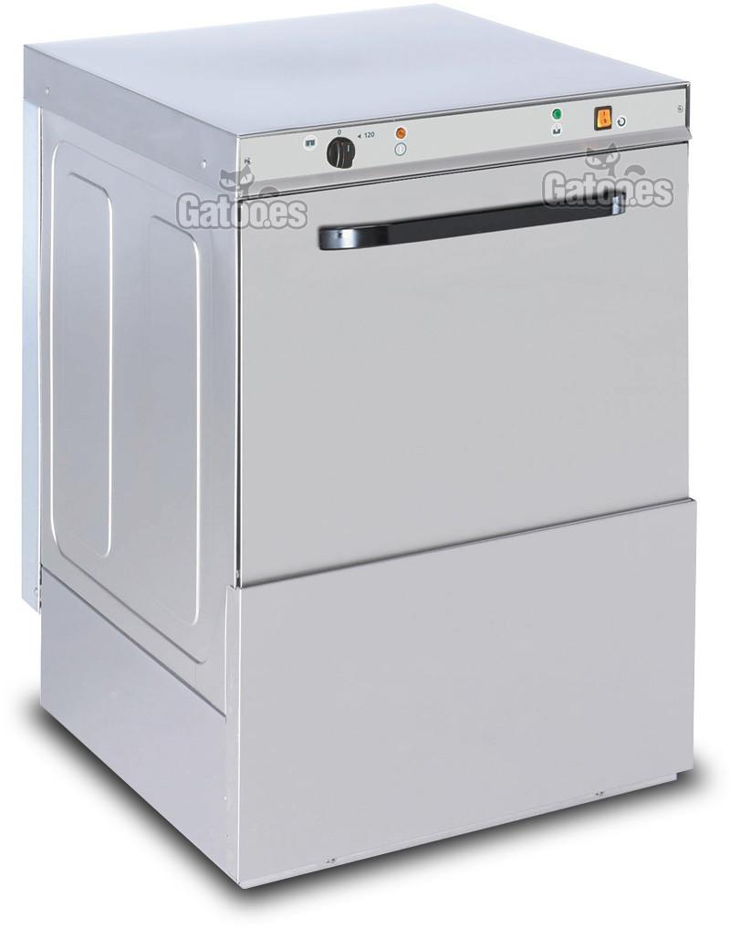 Lavavajillas Industrial LVC50. Cesta de 50x50