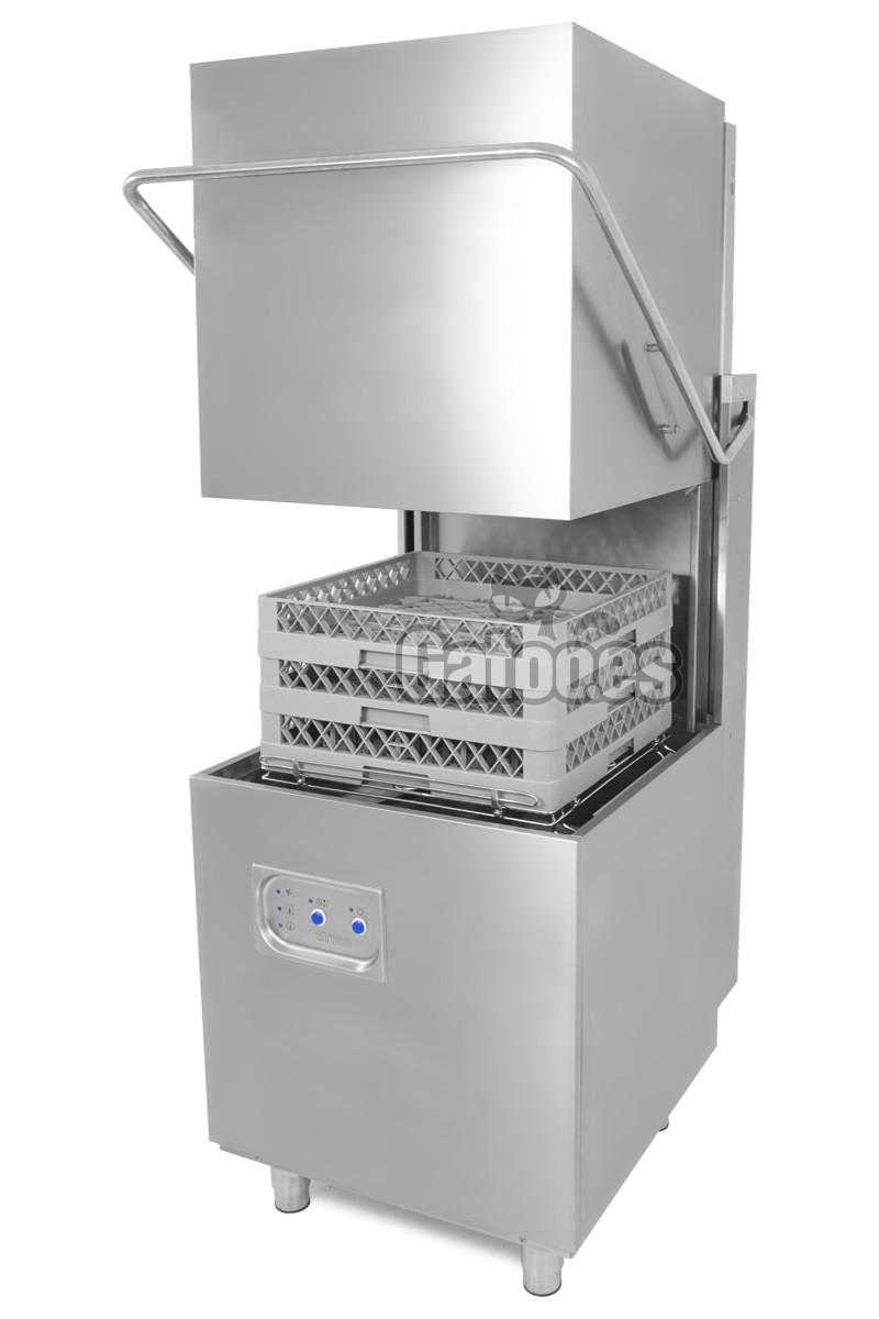 Lavavajillas Industrial S800. Cesta de 50x50