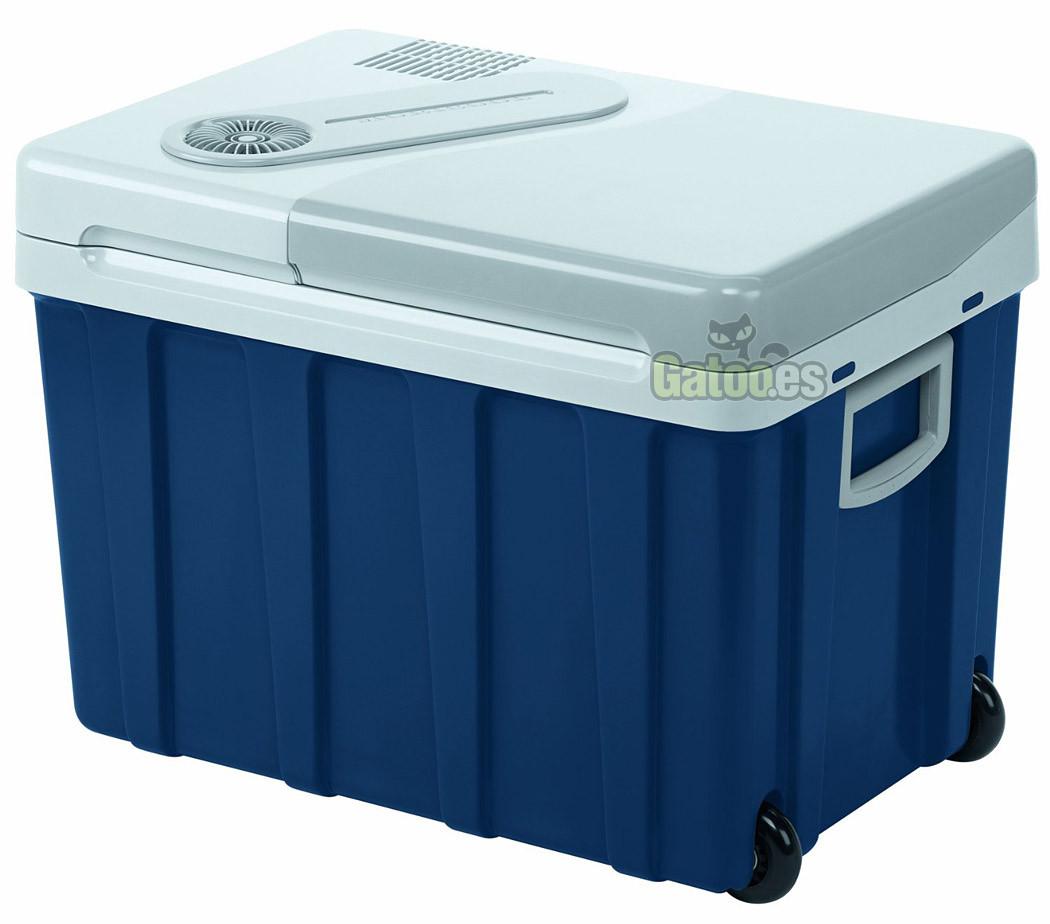 Nevera-Trolley de 40 litros. De Mobicool (12V, 24V y 220V)