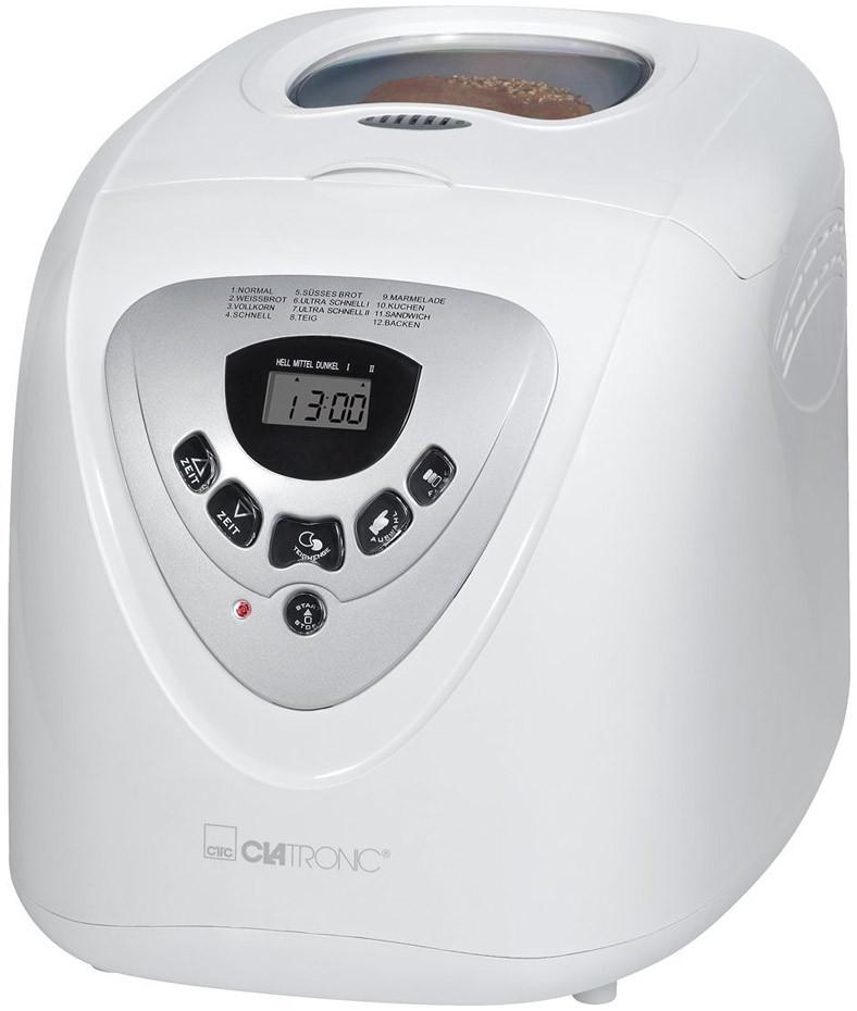 Máquina de hacer pan de Bomann/Clatronic