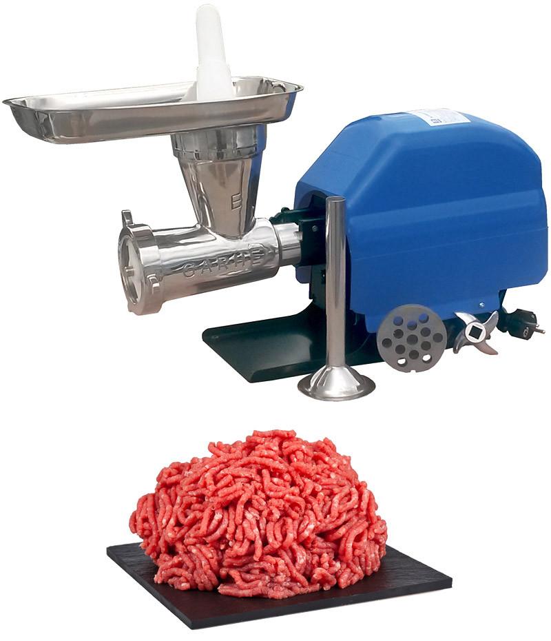 Picadora de Carne Profesional y Embutidora GARHE 101