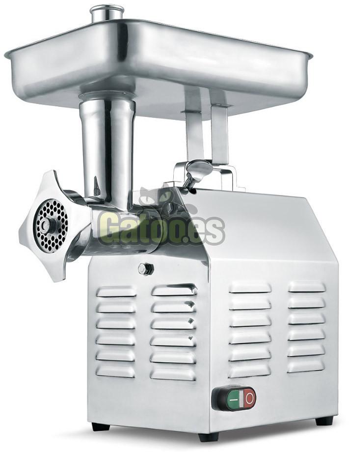 Picadora de Carne Profesional (diámetro boca 12)