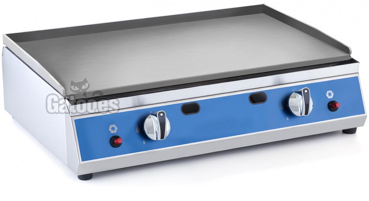Plancha de Cocina a Gas Profesional de 70 cm. de ancho (2ª MANO)