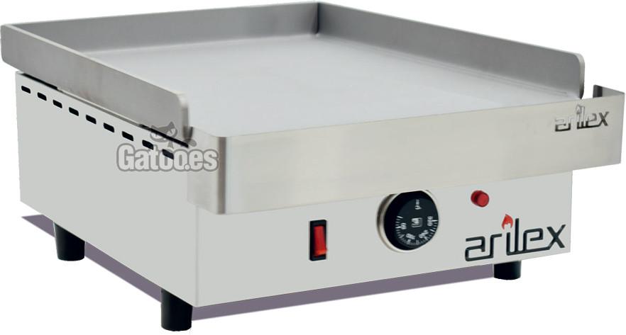 Plancha Eléctrica de Cocina Profesional. Ancho 40 cm