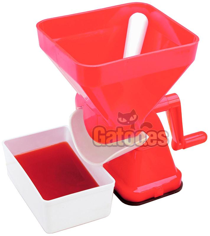 Tomatera manual Garhe