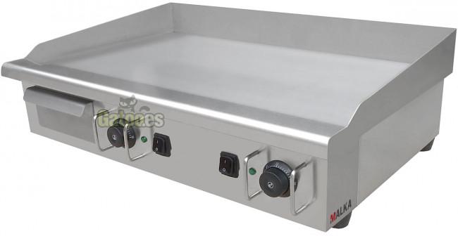 Plancha el ctrica de cocina profesional malka l3740 gatoo for Termometro cocina profesional