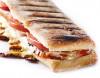 Panini hecho con Plancha-Grill Profesional Ranurada. Doble 475 cm