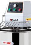 Amasadora Espiral de 40 litros Malka KL40 - Detalle