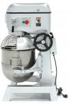 Amasadora Batidora Industrial de 40 litros X40 con volante elevador de cuba