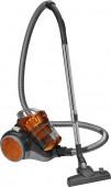 Aspirador sin bolsa Cyclon superior entero naranja