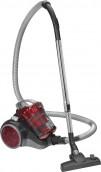 Aspirador sin bolsa Cyclon superior entero rojo