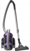 Aspirador sin bolsa Cyclon superior entero violeta