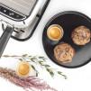 Cafetera Expresso H.Koenig EXP820 para cafés italianos