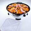 Cocina de Gas de un Fuego doméstica paella