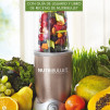 Licuadora Extractor de Nutrientes 600W Nutribullet con manual y recetario