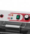 Freidora Profesional Eltron 14 litros panel de control