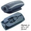 Adaptador Opcional 220V de la nevera portátil de 24 litros Domo