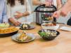 Olla GM Programable Profesional de 10 litros - comida sabrosa