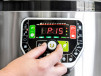 Olla GM Programable Profesional de 10 litros - mandos