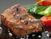 Carne en la Plancha de Asar Profesional eléctrica Ibimar IBP-800CD