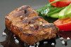 Carne hecha en la Plancha Eléctrica de Cocina de 730 cm