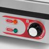 Panel de mandos Plancha Eléctrica de Cocina Profesional Eltron. Ancho 55 cm. (de Cromoduro) (OUTLET Reacondicionado)