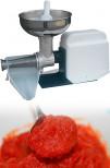 Triturador de Tomate profesional Garhe 035 con tomate