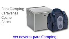 Neveras para Camping